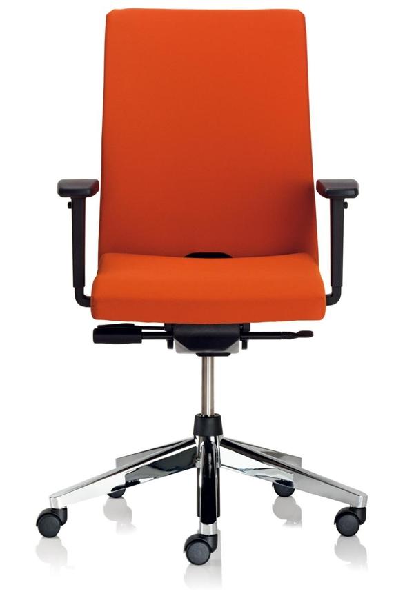 Bureaustoel Vaste Poten.Haworth System 39 Bureaustoel